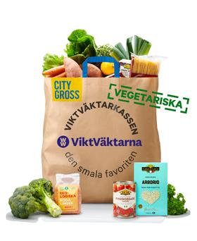 City Gross Vegetariska Viktväktarkassen