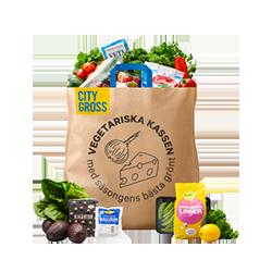 City Gross Vegetariska Matkassen