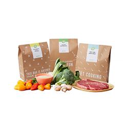 Hellofresh Vegetariska kassen