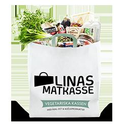 Linas Matkasse Vegetarisk