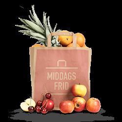 Fruktkassen Middagsfrid