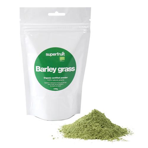 Superfruit Barleygrass (korngräs) Pulver (100 g)