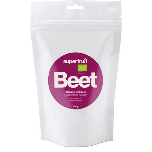 Superfruit Beet Rödbetspulver (250 g)