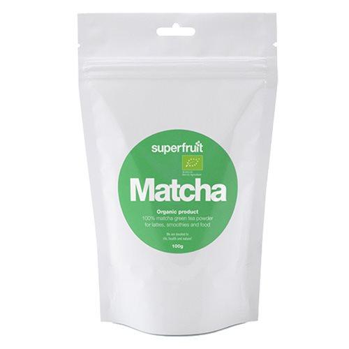 Superfruit Matcha Green Tea Powder
