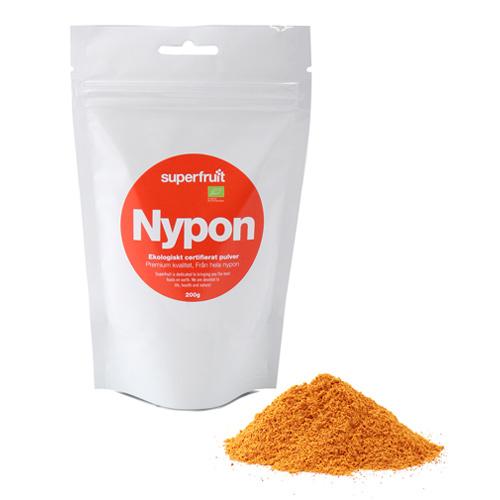 Superfruit Nyponpulver (200 g)