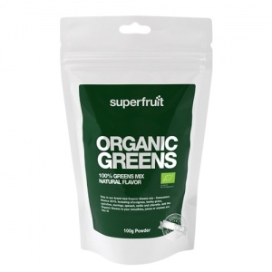Superfruit Organic Greens Pulver (100 g)