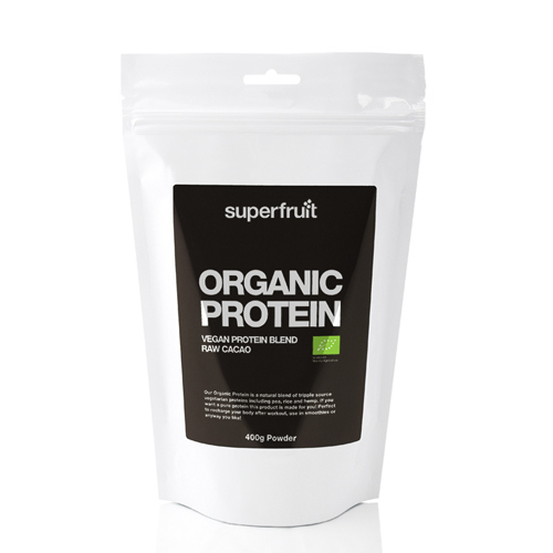 Superfruit Organic Protein Raw Cacao (400 g)