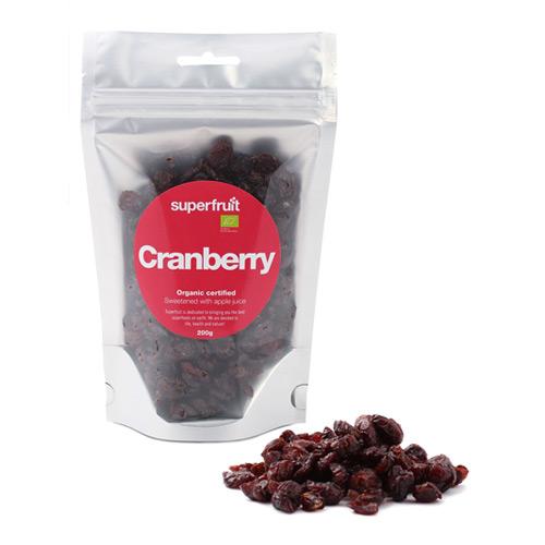 Superfruit Tranbär (200 gr)